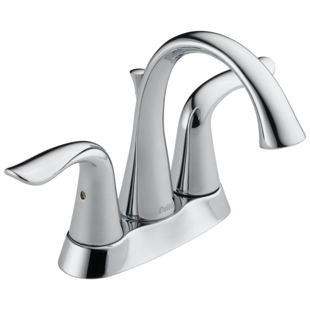 Delta Faucet 2538-MPU-DST at Winthrop Supply Centerset Bathroom Sink ...