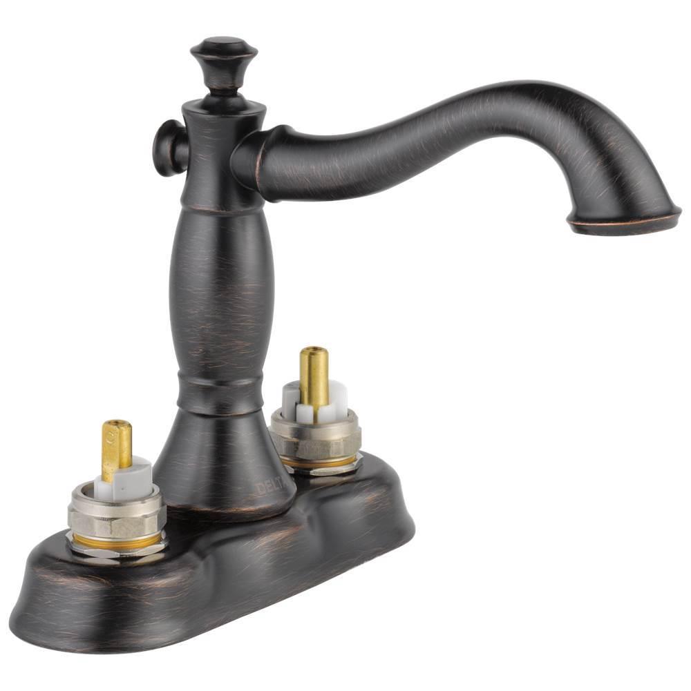 Delta Faucet 2597LF-RBMPU-LHP at Winthrop Supply Centerset Bathroom ...