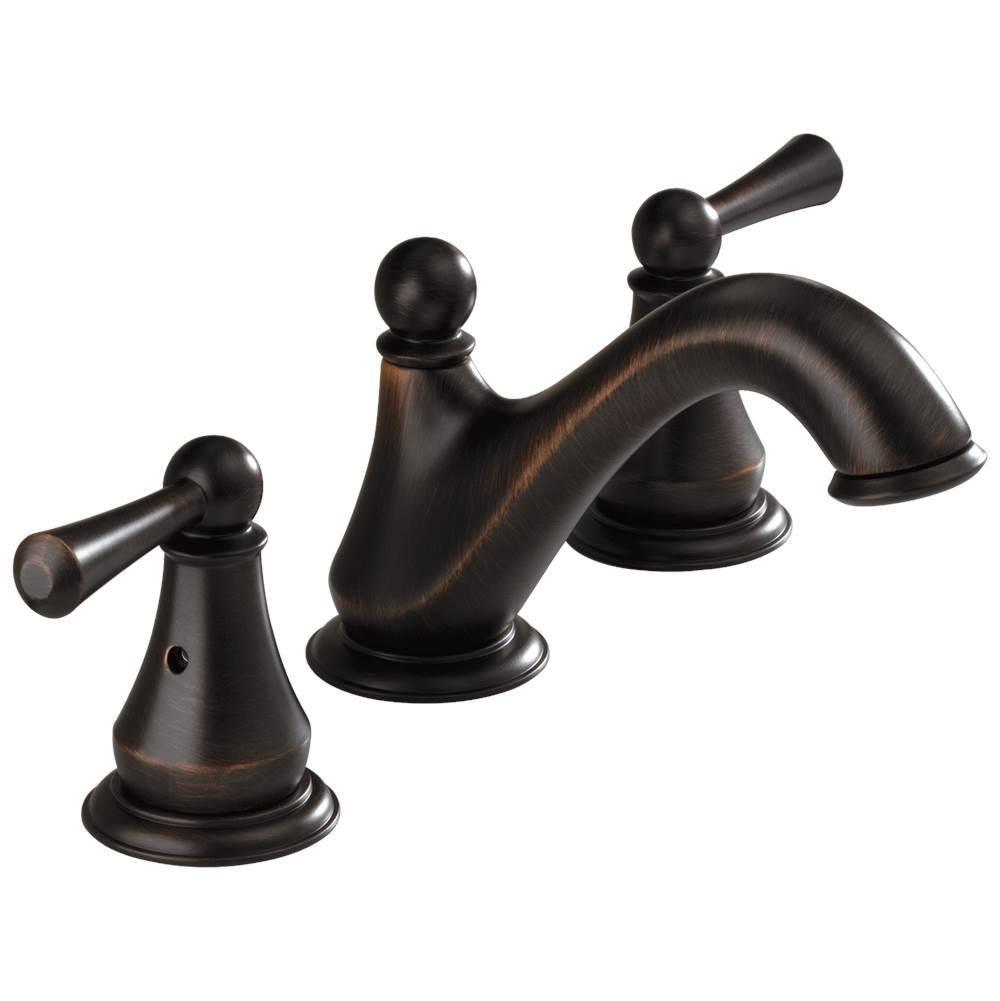 Delta Faucet 35902LF-RB at Winthrop Supply Widespread Bathroom Sink ...