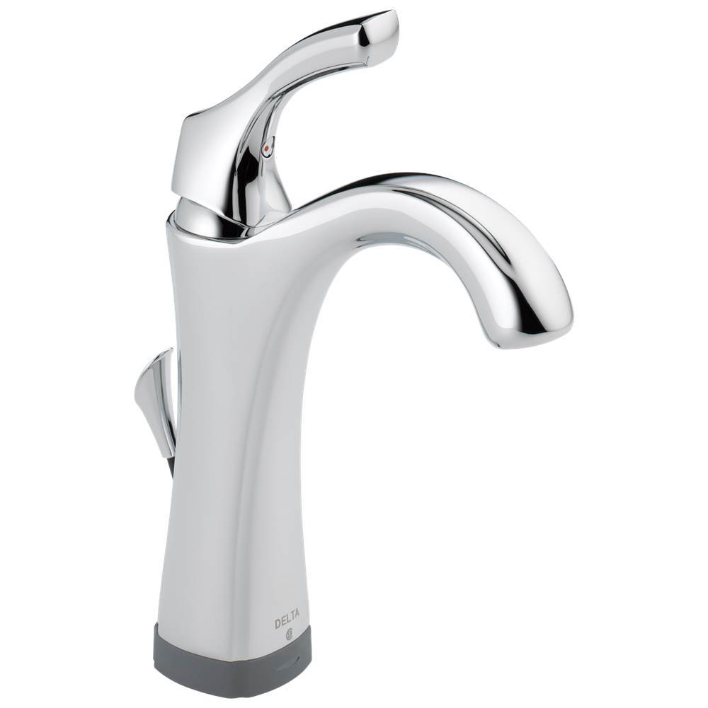 Delta Faucet 592T-DST at Winthrop Supply Single Hole Bathroom Sink ...