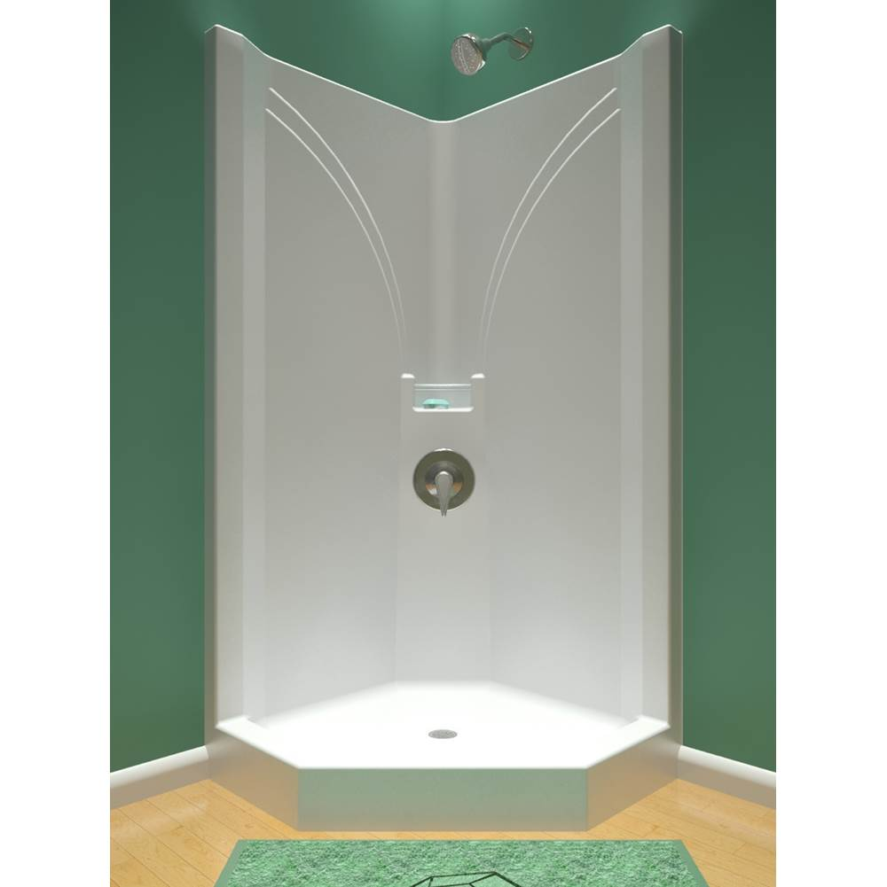 Diamond Tub And Showers SNA 3474 at Winthrop Supply Neo Angle Shower ...