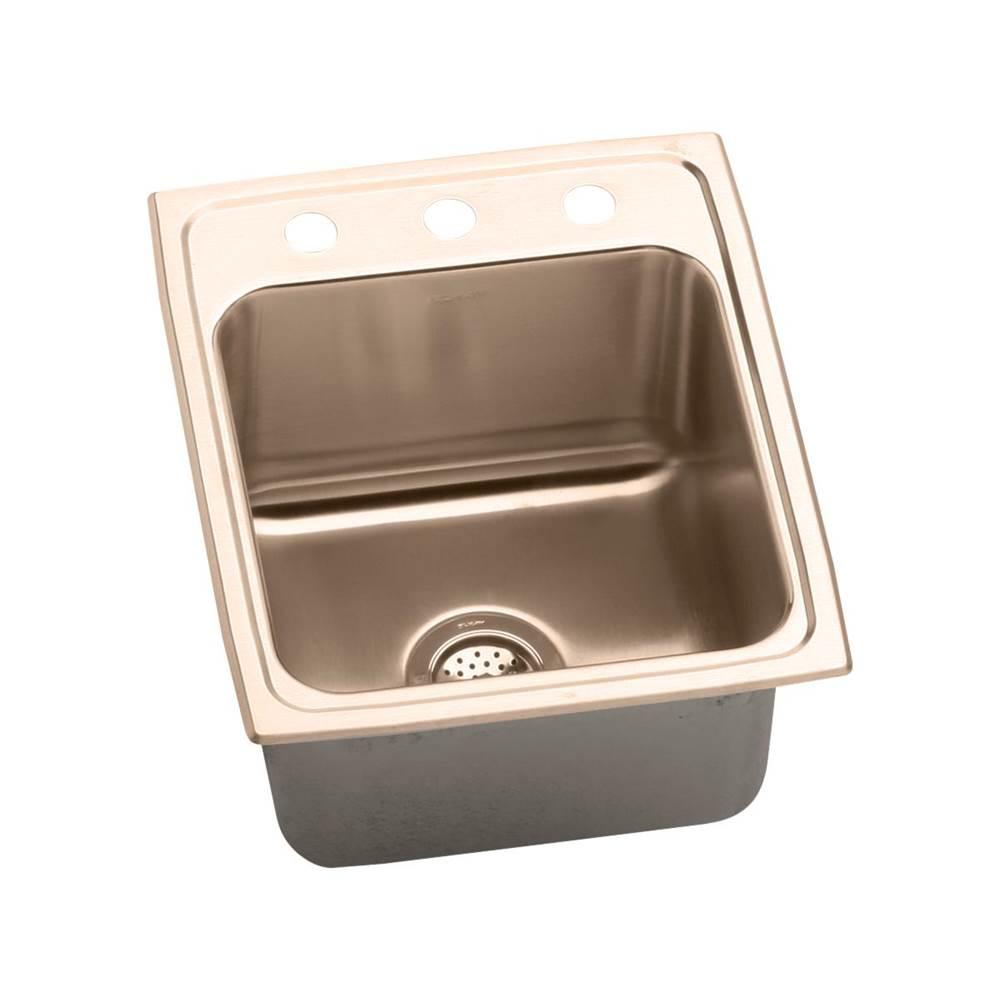 Elkay DLR1722103-CU at Winthrop Supply Drop In Kitchen Sinks in a ...