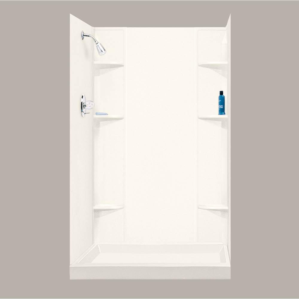 Shower Enclosures White | Winthrop Supply