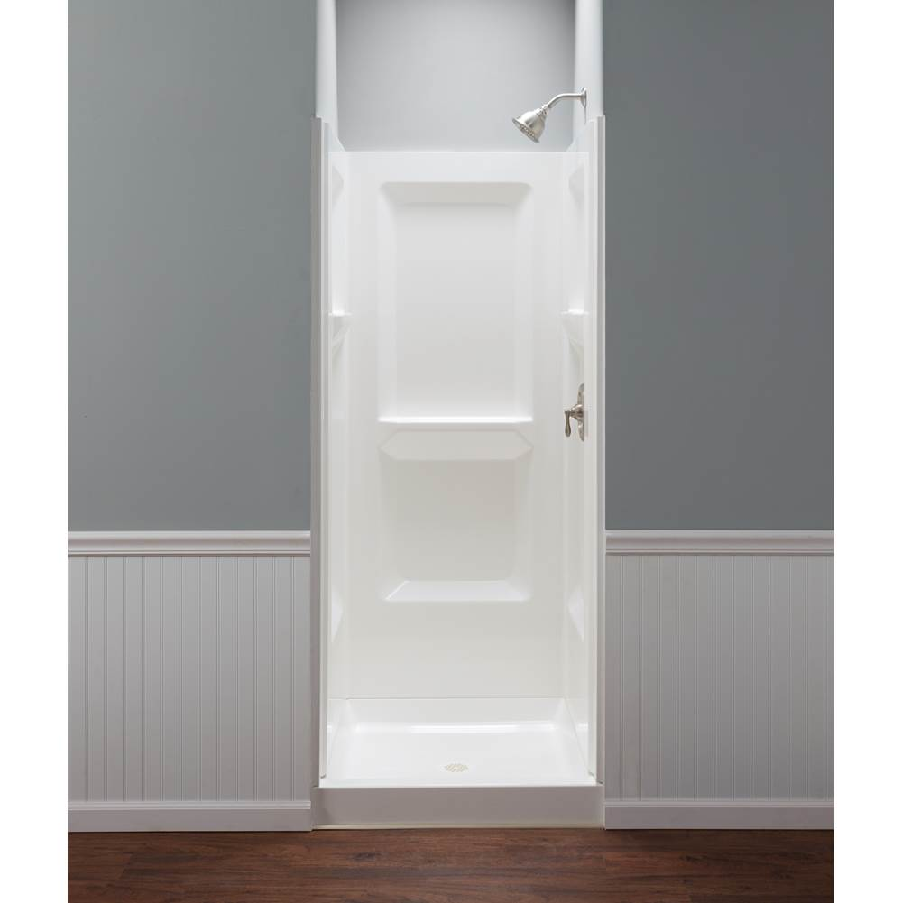 Mustee And Sons 732WHT at Winthrop Supply Shower Wall Shower ...
