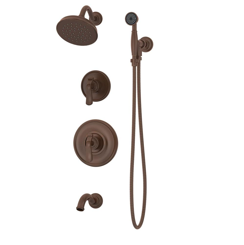 Symmons 5106-ORB-TRM at Winthrop Supply Complete Systems Shower ...
